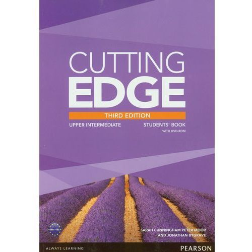 Cutting Edge Upper-Intermediate Student's Book Z Płytą Dvd (2013)