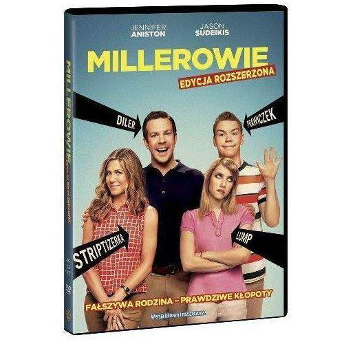 Millerowie (DVD) - Rawson Marshall Thurber OD 24,99zł DARMOWA DOSTAWA KIOSK RUCHU (7321909327610)