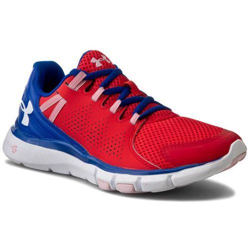 Buty UNDER ARMOUR - Ua W Micro G Limitless Tr 1258736-669 Rtr/Ubl/Wht