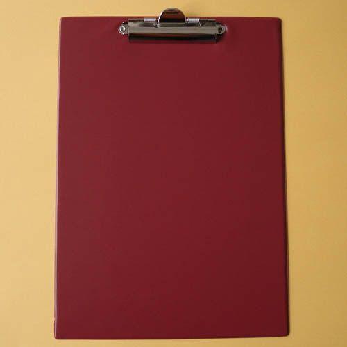 Artykuły konferencyjne Clipboard a4 biurfol bordowy x1