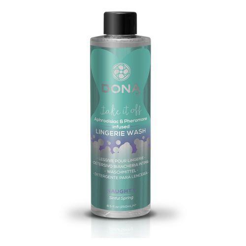 Płyn do płukania bielizny – lingerie wash 250 ml sinful spring marki Dona
