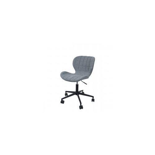 Krzesło biurkowe OMG szare - Zuiver, 1300001