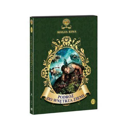 Podróż do wnętrza Ziemi (DVD) - Eric Brevig (7321909248649)