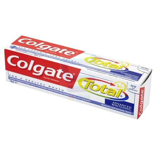 Colgate Pasta do zębów Total Zaawansowane Wybielanie 100ml