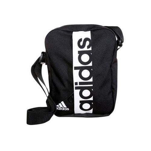 adidas Performance Torba na ramię black/white, kolor czarny