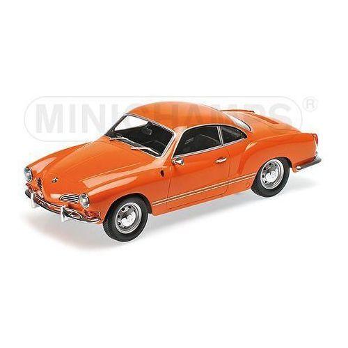 Volkswagen Karmann GHIA Coupe 1970 Orange z kategorii Pozostałe modelarstwo