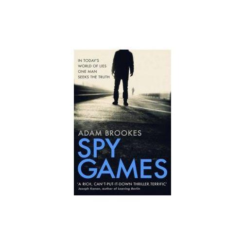 Spy Games (9780751552539)
