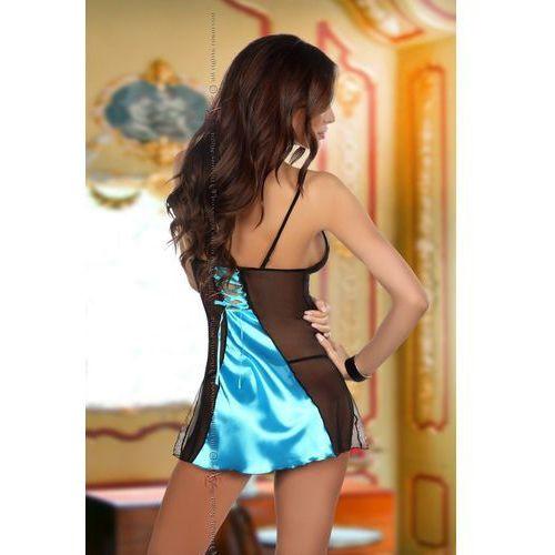 Komplet Model Michele chemise Turquoise