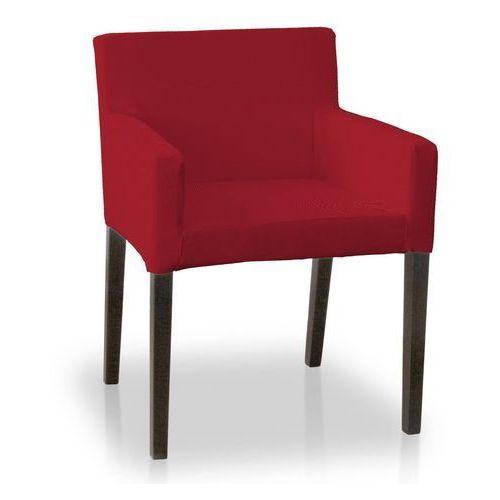 Dekoria sukienka na krzesło nils, czerwony, krzesło nils, etna
