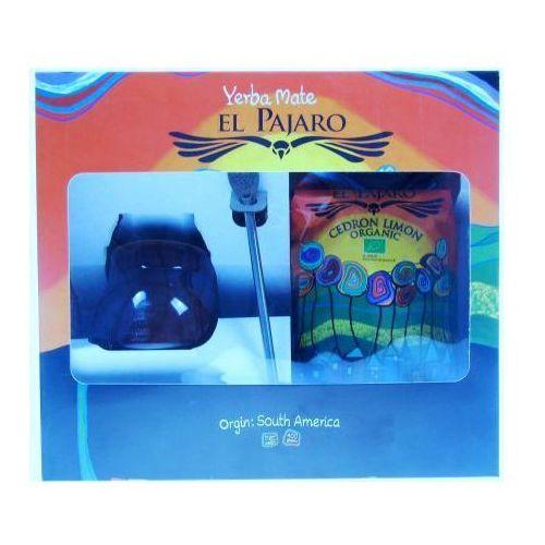 BIO Yerba Mate EL PAJARO CEDRON LIMON 400g - RIO ITAMBEY S.A (5906395648979)