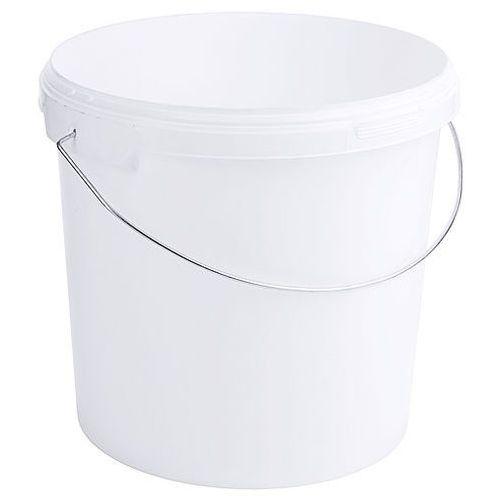 Wiadro z polipropylenu bez pokrywy, 11 l, o średnicy 250 mm | CONTACTO, 3048/010