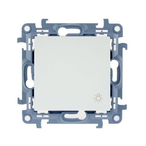 Łącznik zwierny światło biały cs1.01/11 kontakt simon10 rabaty marki Kontakt-simon