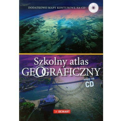 Szkolny atlas geograficzny, DEMART