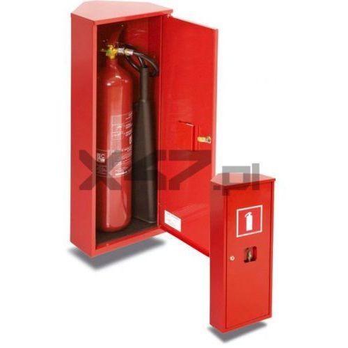 Szafka ochronna GN-700 na 1 gaśnicę - narożna (GP-12x), 6B9C-29945_20160321190244