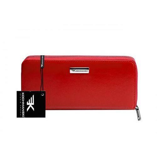 Kochmanski studio kreacji® Kochmanski portfel damski skórzany 1670 (9999001039472)
