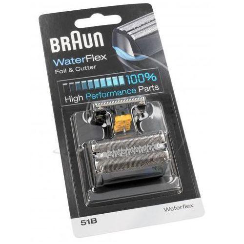 Braun Folia + blok ostrzy + noże do golarki 51b 81469220