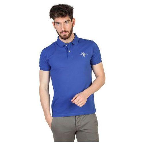 Koszulka polo męska - 42264_41029-00 marki U.s. polo