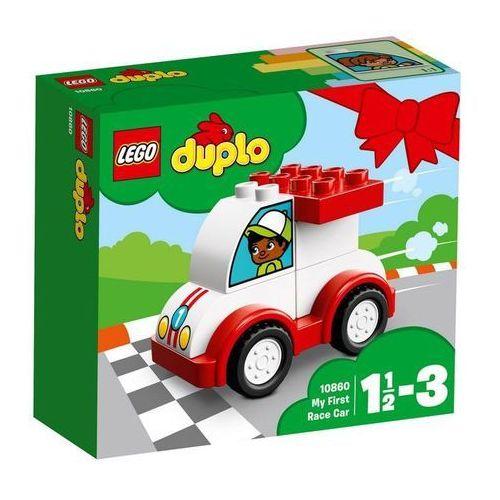 Lego DUPLO Moja pierwsza wyścigówka my first race car 10860