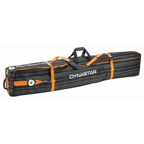 Pokrowce na narty zjazdowe Speed 2/3 Pair Wheel Bag 210 cm Czarny 210 Pomarańczowa