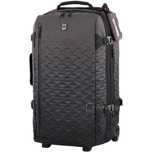 Victorinox vx touring expandable medium duffel średnia torba na kółkach - anthracite