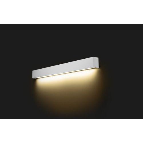 Kinkiet STRAIGHT WALL LED WHITE M 90cm 9611 + Rabat w koszyku!!! - Biały \ 92