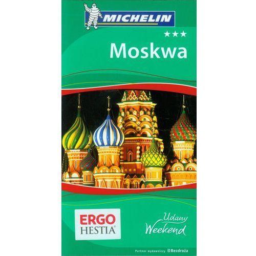 Moskwa. Udany weekend - Dostawa zamówienia do jednej ze 170 księgarni Matras za DARMO