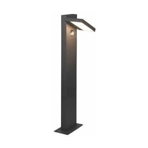 Trio horton 526369142 lampa stojąca zewnętrzna 1x8w led antracytowa (4017807492378)