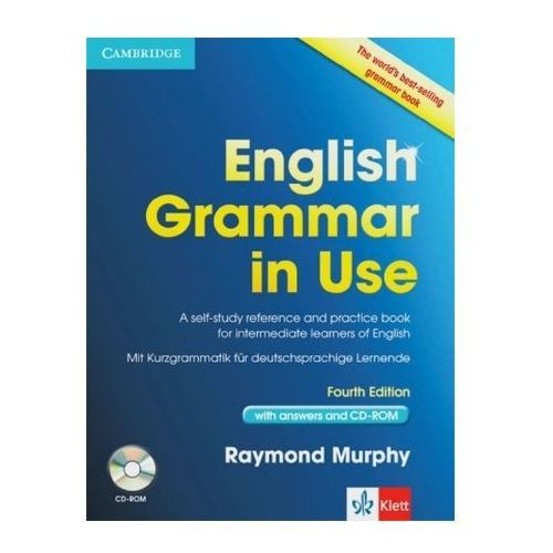 English Grammar in Use, w. pullout grammar + CD-ROM (Fourth Edition, Klett Edition)