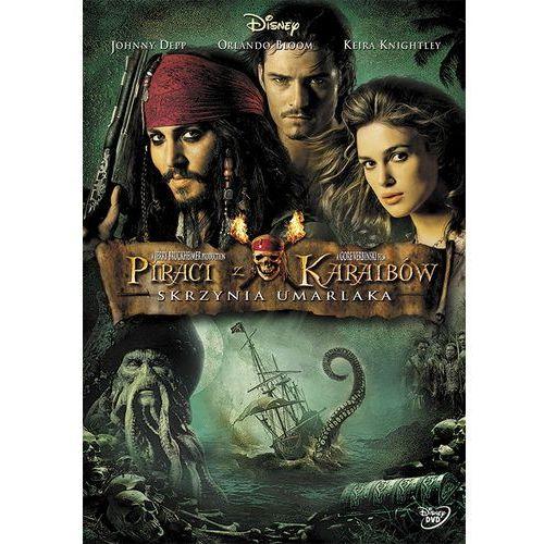 Galapagos Piraci z karaibów. skrzynia umarlaka [dvd]. Najniższe ceny, najlepsze promocje w sklepach, opinie.