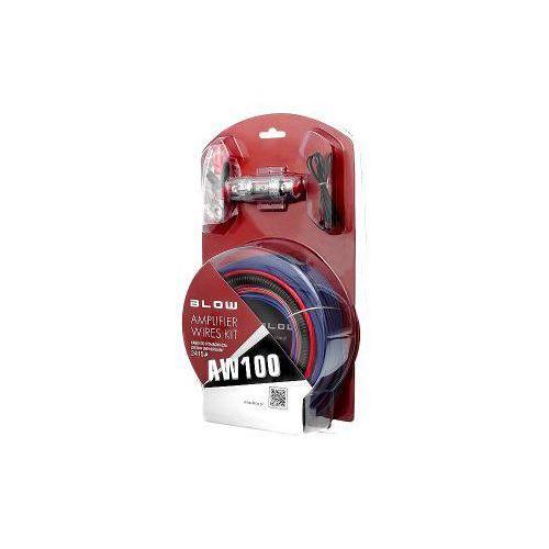 Blow Zestaw kabli do wzmacniacza car audio av300