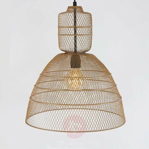 Anne Lighting ANNE Lampa Wisząca Złoty, 1-punktowy - - Obszar wewnętrzny - ANNE - Czas dostawy: od 2-3 tygodni