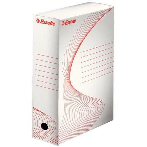 Esselte Pudło archiwizacyjne standard, 100 mm, opakowanie 25 sztuk, 128102 - rabaty - porady - hurt - negocjacja cen - autoryzowana dystrybucja - szybka dostawa