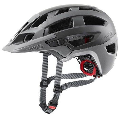 finale 2.0 kask rowerowy, grey mat 56-61cm 2020 kaski rowerowe marki Uvex