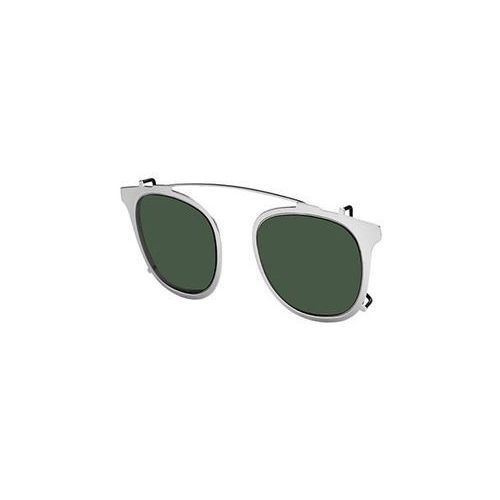 Okulary słoneczne black tie 238c clip on 6lb/qt marki Dior
