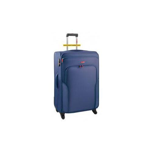 DIELLE model 530 walizka duża 4 koła materiał Poliester zamek szyfrowy TSA