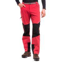 Milo Spodnie turystyczne tacul - red
