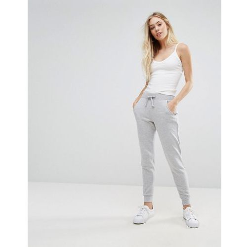 New look tapered leg jogger - grey