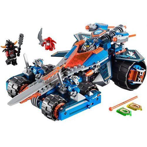 70315 POJAZD CLAYA Clay's Rumble Bladeot KLOCKI LEGO NEXO KNIGHTS wyprzedaż