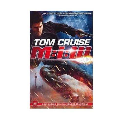 Mission Impossible 3 (Edycja specjalna) (DVD) - J.J. Abrams DARMOWA DOSTAWA KIOSK RUCHU