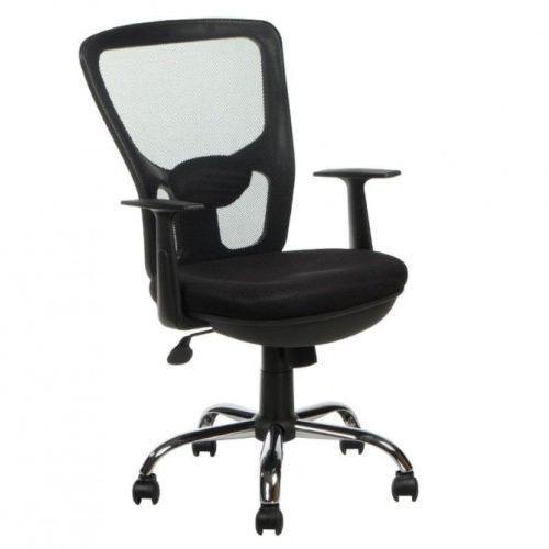 Fotel ergonomiczny bx-4032ea czarny marki Corpocomfort