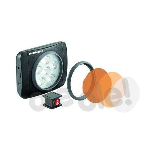 Lampa pierścieniowa Manfrotto Lampa Lumie ART LED Light (MLUMIEART-BK) Darmowy odbiór w 20 miastach!