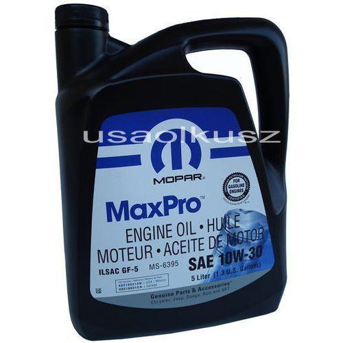 Olej silnikowy 10w30 gf-5 ms-6395 5l marki Mopar
