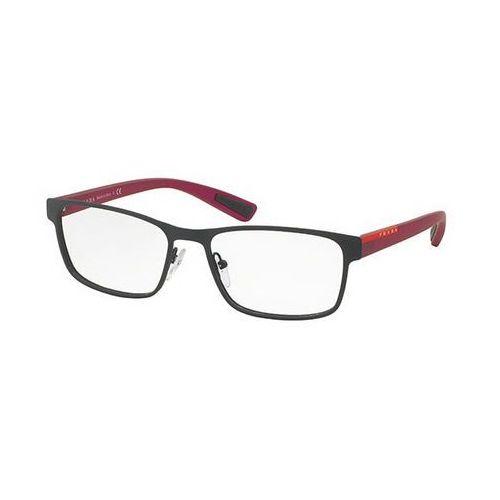 Okulary korekcyjne ps50gv tfz1o1 marki Prada linea rossa