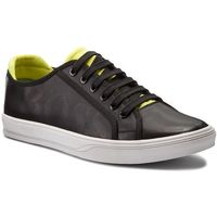 Sneakersy BOSS - Attitude 50385618 10207038 01 Charcoal 010, w 3 rozmiarach