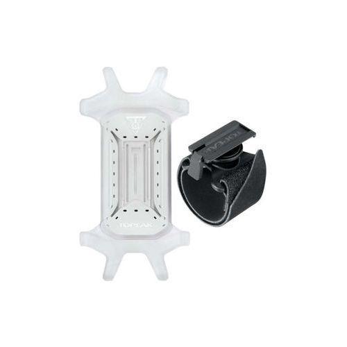 Topeak omni ridecase strap mount white - pokrowiec na telefon - biały