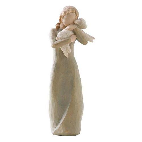 Willow tree Anioł z owieczką pokój na ziemi peace on earth 26104 susan lordi figurka ozdoba świąteczna