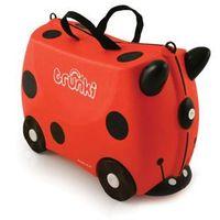 Trunki  walizka na kółkach biedronka harley (5055192200092)