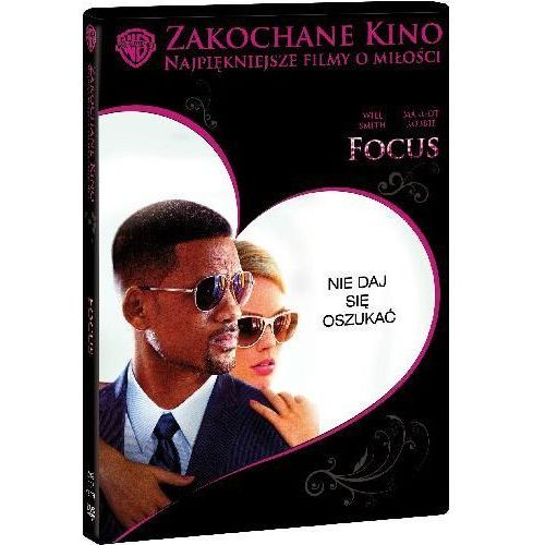 Focus (DVD) - Glenn Ficarra, John Requa (7321910337585)