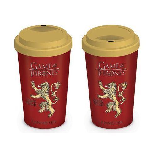 Kubek podróżny Gra o tron (House Lannister)