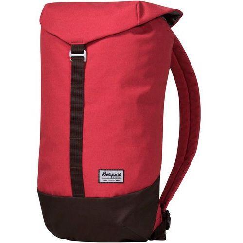 Bergans geilo plecak czerwony 2018 plecaki szkolne i turystyczne